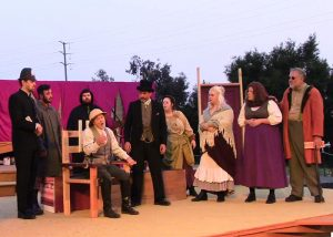 Comedy of Errors Shakespeare at the Cannery 6th St Playhouse