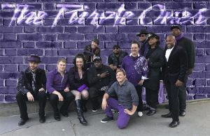 The Purple Ones band