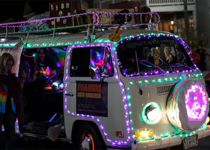 Get Your Glow On Parade- Valley of the Moon Vintage Festival