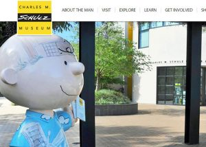 Free Day at Charles Schulz Museum