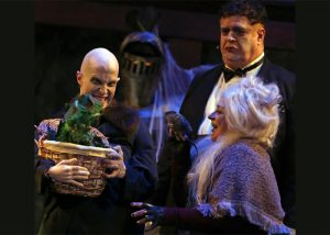 Addams Family at Spreckels
