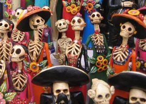 Thu, November 1, Santa Rosa Dia de los Muertos