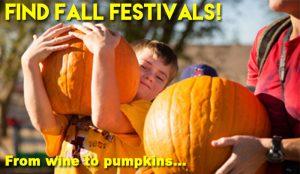 Fall Festivals in Sonoma County
