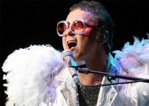 Thu, Oct. 4: Kenny Metcalf as Elton John at Montgomery Village