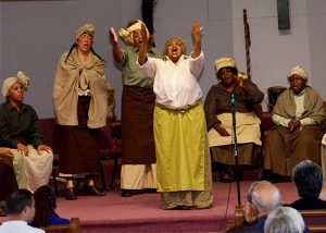 Sat, Feb. 23: The Spirit of Us: A Musical History from Africa to Hip Hop