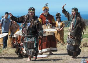 Alaska Native Day at Fort Ross State Historic Park