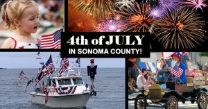4th of July in Sonoma County