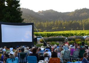 Stars Under the Stars at St. Francis Winery