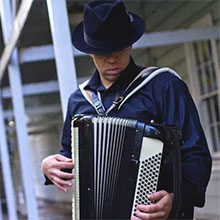 Andre Thierry Accordion Festival