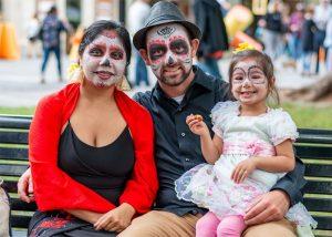 Día de los Muertos at Healdsburg Plaza