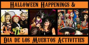 Halloween and Dia de los Muertos events in Sonoma County
