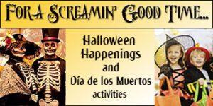 Halloween and Dia de los Muertos in Sonoma County