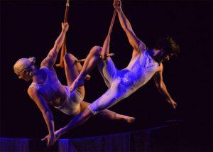 Cirque de Boheme Holiday Circus