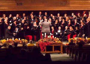 Santa Rosa Symphonic Chorus – A Holiday Potpourri