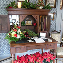 Luther Burbank holiday open house