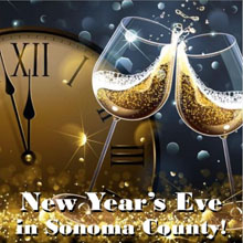 New Year's Eve in Sonoma County