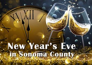 New Years Eve events in Sonoma County