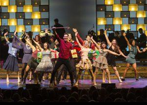 Transcendence Broadway Holiday Spectacular
