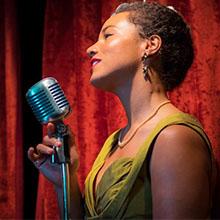 The Billie Holiday Project Stella Heath