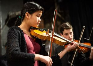 Santa Rosa Symphony Young People's Chamber Orchestra
