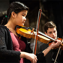 Young Peoples Chamber Orchestra