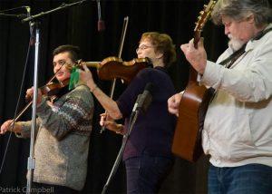 Fiddle Festival in Cloverdale