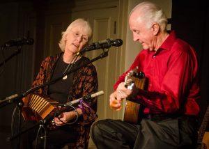 Steve Gillette and Cindy Mangsen