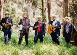 Town Howlers Bluegrass Festival