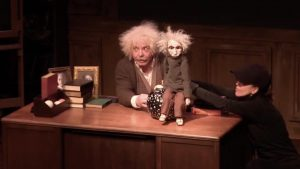 One Stone - Einstein at Cinnabar Theater