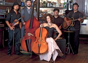 Dirty Cello on Happening in Sonoma County