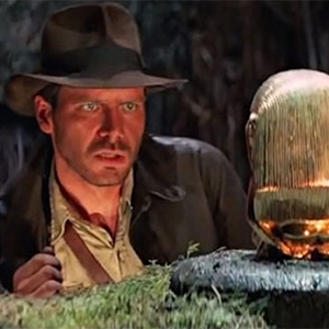 Raiders of the Lost Ark Drive In Cloverdale