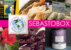 Sebastobox gift box from Sebastopol