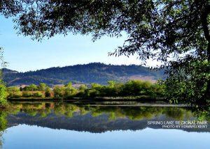 Spring Lake Park Santa Rosa