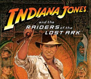 Indiana Jones outdoor movies at Luther Burbank Center