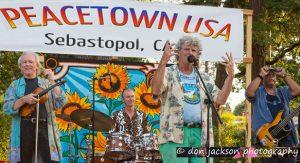Peacetown Concerts Sebastopol