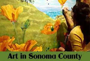 Art galleries in Sonoma County