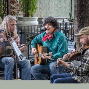 Live music at Lagunitas with Mike Saliani & the Porch Hounds