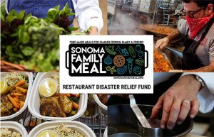 Sonoma Family Meal charity