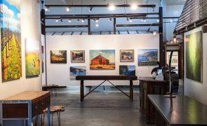 Art at Fulton Crossing Gallery