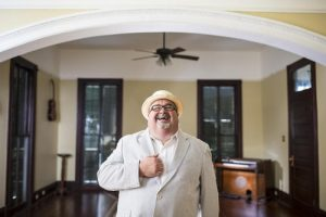 Papa Gross New Orleans funk, rhythm & blues presented by Cloverdale Arts Center.