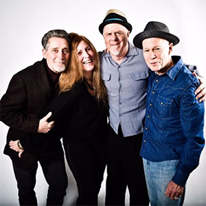 Red's Blues band