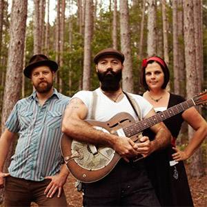 Reverend Peyton's Big Damn Band presented by Cloverdale Arts