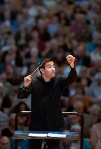 Santa Rosa Symphony Conductor Francesco Lecce-Chong