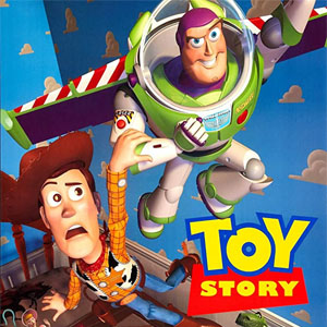 Toy Story at the drive-in in Petaluma