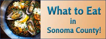 Guide to Restaurants in Sonoma County