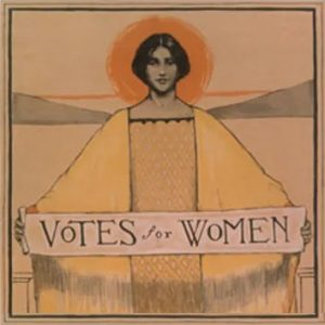 Women's Suffrage events in Sonoma County