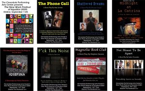 The Cloverdale Performing Arts Center presents The New Work Festival of Injustice