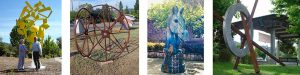 Cloverdale Sculpture Trail