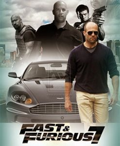 Fast & Furious at the Drive In Cloverdale