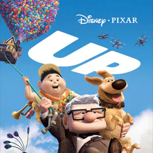 """Up"" movie at the drive-in Petaluma"